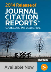 Journal Citation Reports New Release
